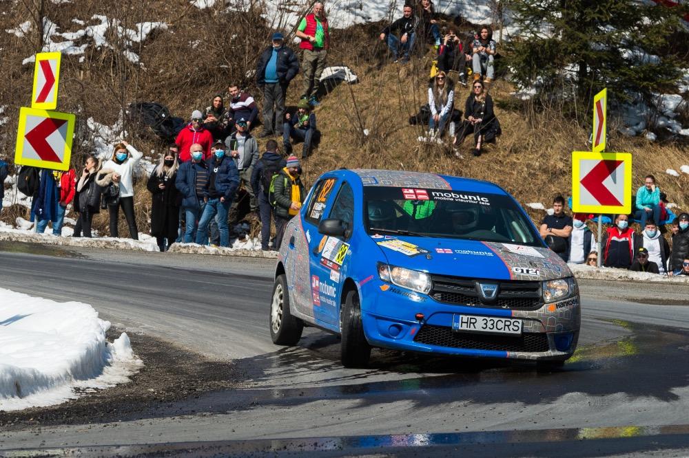 Roland Csato / S Csikos s-au impus pe Babarunca de 26km