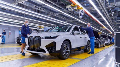 Oficial BMW: Între 2006 și 2019, emisiile de CO2 rezultate din producția mașinilor noastre au scăzut cu peste 70%