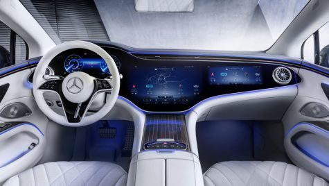 Video Mercedes-Benz EQS: primele impresii!