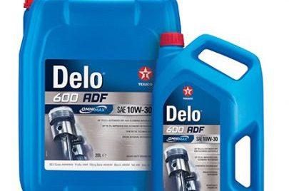Noul ulei Delo 600 ADF a ajuns în România
