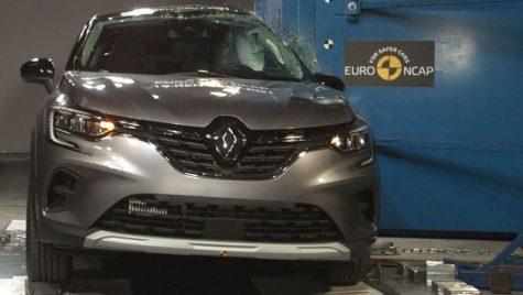 Polestar 2, Cupra Formentor, Renault Arkana și Lexus UX 300e, testate de EuroNCAP