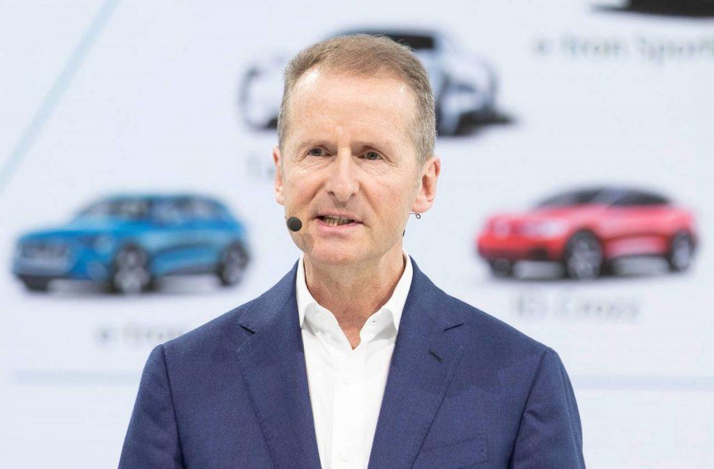 Herbert Diess - Volkswagen AG