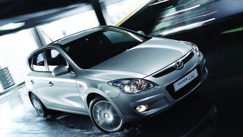 Second hand – Hyundai i30 Mk1