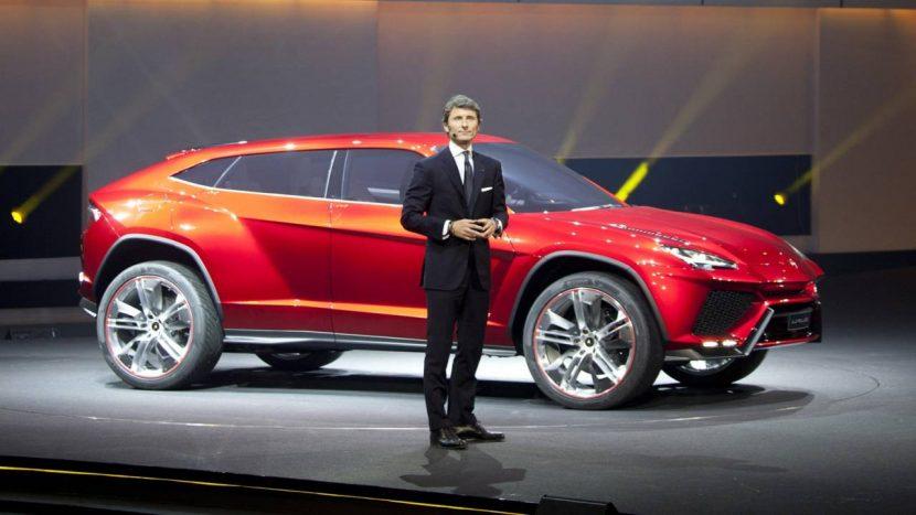 Lamborghini Urus - Stefan Winkelmann