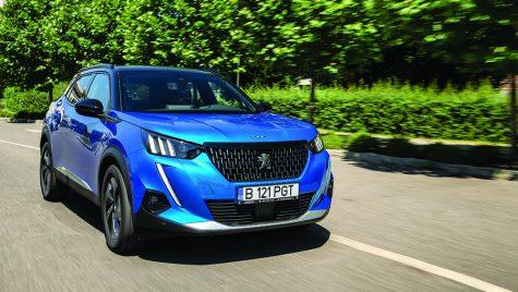 Test drive Peugeot 2008 GT-Line 1.5 BlueHDI – Regele junglei urbane