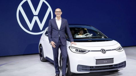 "Volkswagen a prezentat noua strategie ""Accelerate"""