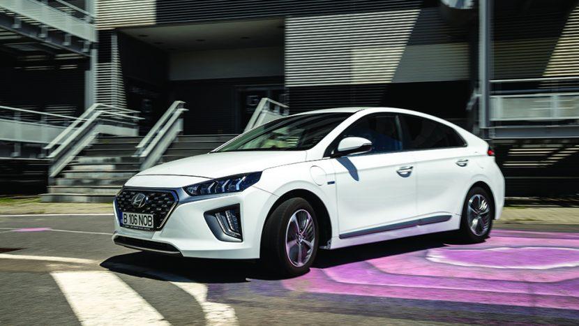 Test drive Hyundai Ioniq PHEV autoexpert.ro