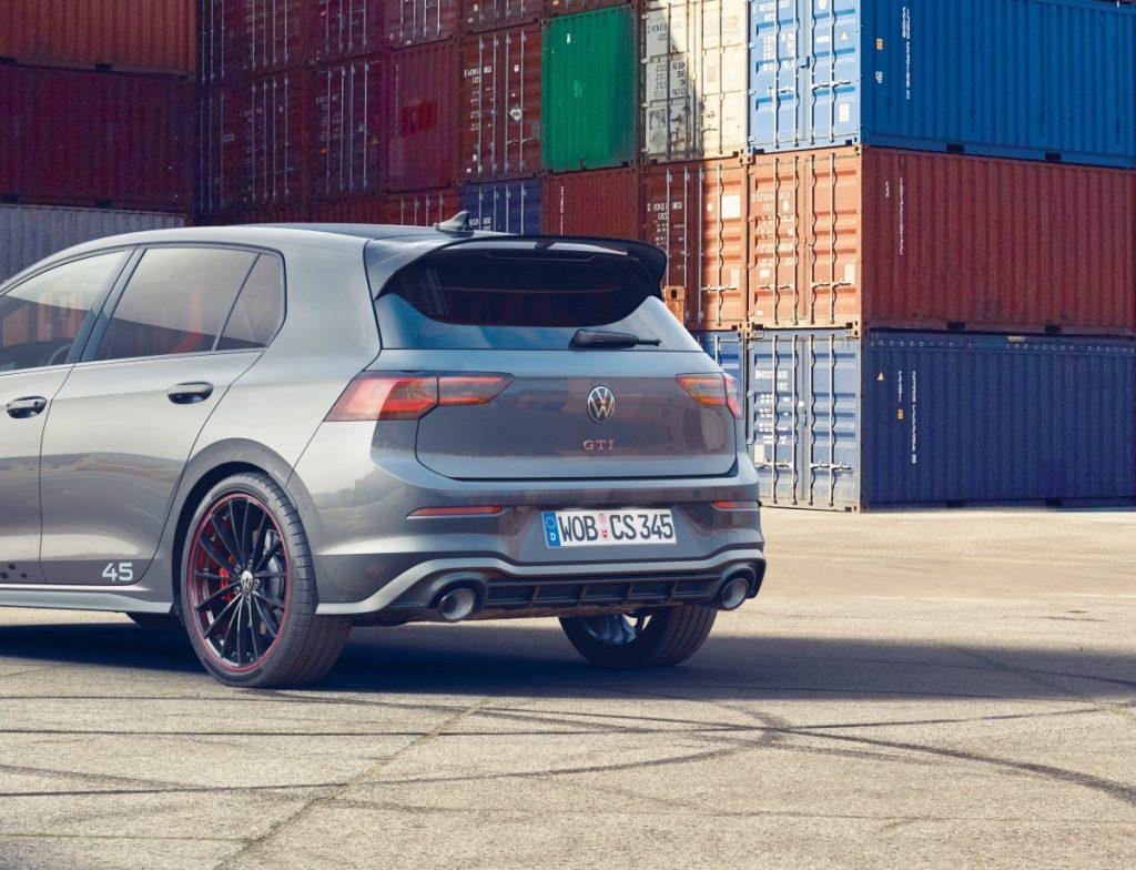 """The new Volkswagen Golf GTI """"Clubsport 45"""" - autoexpert.ro"""