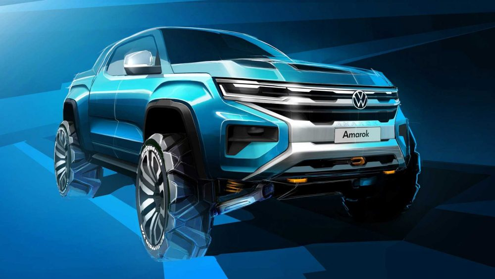 Viitorul Volkswagen Amarok autoexpert.ro