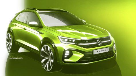 Volkswagen Taigo: un nou SUV coupe va fi lansat la finalul anului 2021