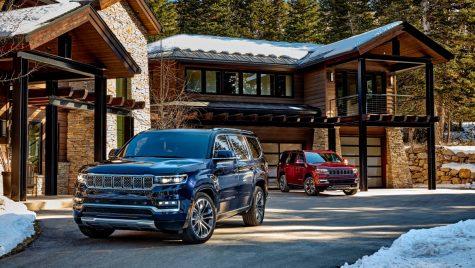 Jeep Wagoneer și Jeep Grand Wagoneer: debut oficial pe piața nord-americană