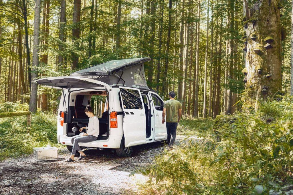 Opel Zafira Life Crosscamp autoexpert