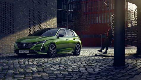 Peugeot 308 ar putea primi o versiune electrică până în 2023
