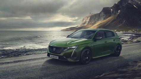 Peugeot 308: imagini și informații oficiale