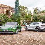 Porsche Taycan Cross Turismo – informații și fotografii oficiale