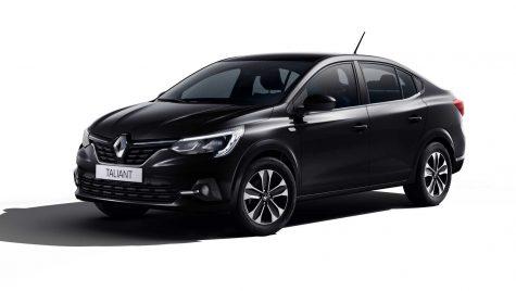 Dacia Logan este vândută sub numele Renault Taliant pe piața din Turcia
