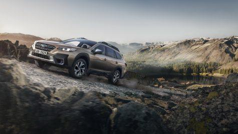 Subaru sărbătorește producția a 20 milioane de automobile cu tracțiune integrală