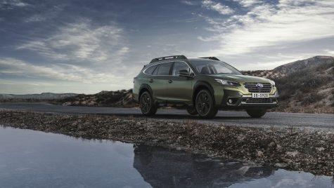 Subaru Outback: a șasea generație vine în Europa cu o singură motorizare