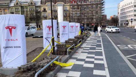 Prima stație de încărcare Tesla Supercharger va fi inaugurată la Timișoara