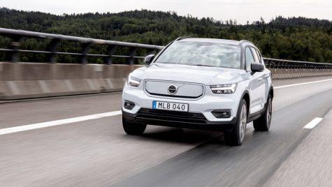 Volvo va deveni o marcă exclusiv electrică până în 2030