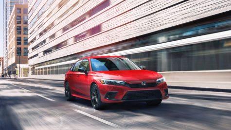 Honda Civic Sedan: generație nouă pentru piața nord-americană