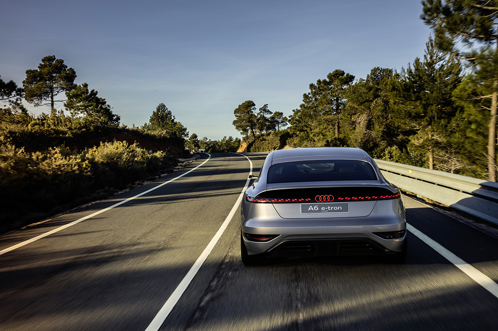 Audi A6 e-tron concept autoexpert.ro