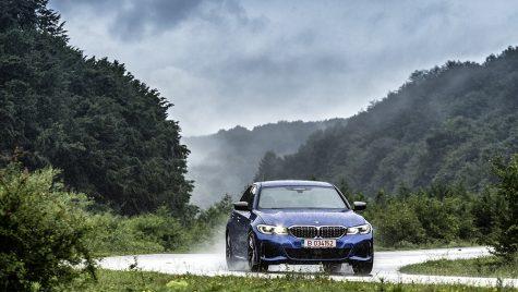Test drive BMW M340i xDrive