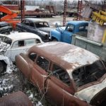 Cimitirul de masini rusesti autoexpert.ro