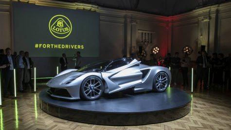 Elmira va fi ultimul Lotus cu motor convențional. Evija deschide drumul electrificării accelerate