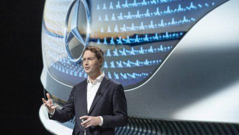 Vânzările Mercedes-Benz vor scădea în trimestrul 3 din cauza crizei de semiconductori
