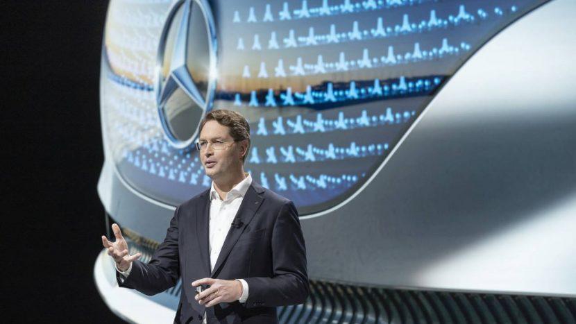 Ola Kallenius - Daimler - Mercedes-Benz EQS