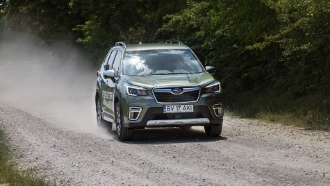 Test drive Subaru Forester e-Boxer 2.0 ie CVT