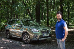 Test drive Subaru verdict autoexpert.ro