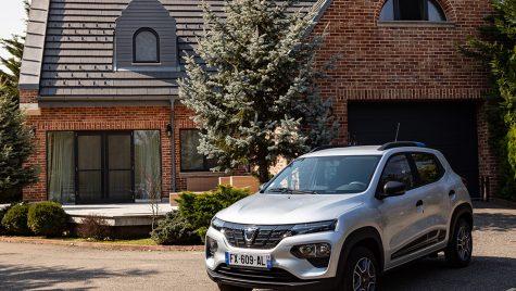 Dacia Spring, din nou disponibilă pentru comenzi