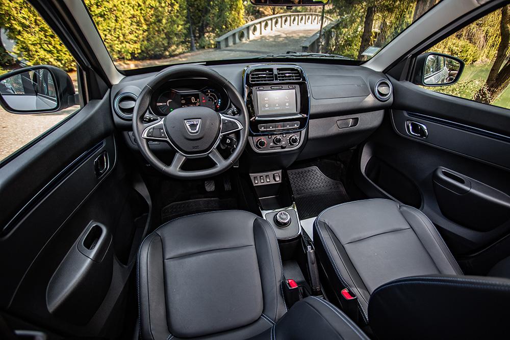 Interior Spring EV autoexpert.ro