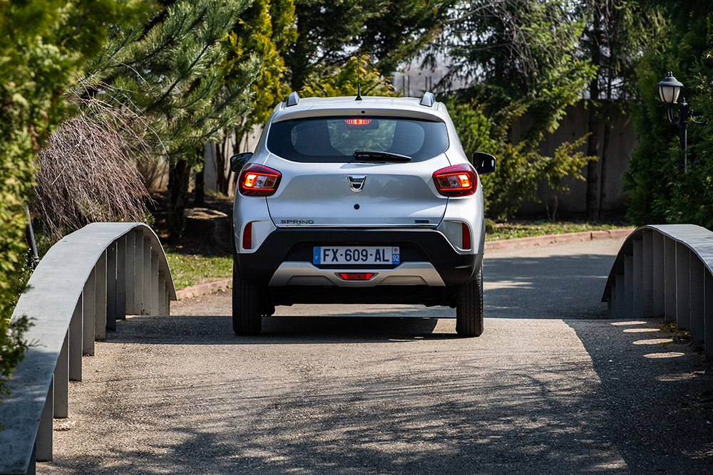 Test drive Dacia Spring autoexpert.ro