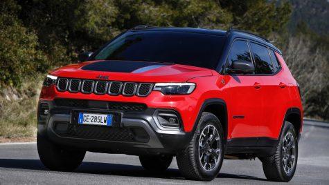Jeep Compass facelift: informații și fotografii oficiale