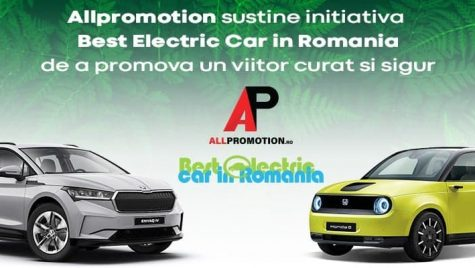 AllPromotion a susținut inițiativa Best Electric Car de a promova un viitor curat și sigur