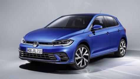 Volkswagen Polo facelift: informații și fotografii oficiale