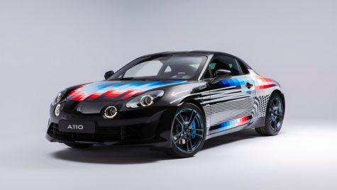 Alpine A110 x Felipe Pantone: ediție limitată pentru modelul sportiv