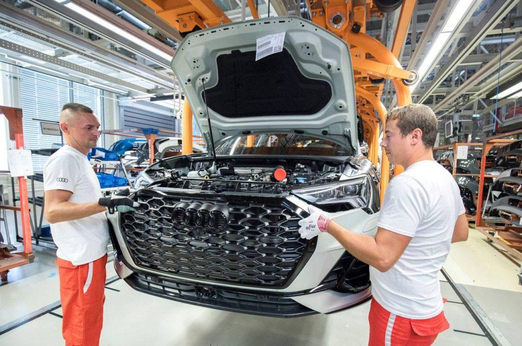 Audi Ungaria Gyor