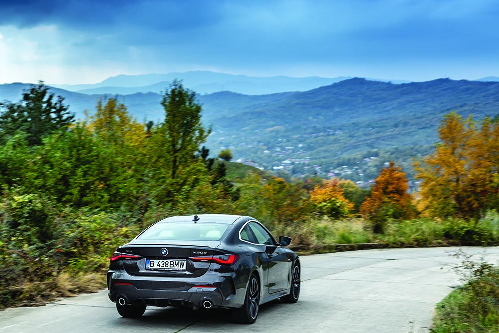 BMW 420d xDrive Coupe autoexpert.ro