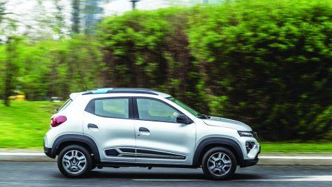 Au început livrările Dacia Spring în România