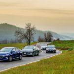 Hibrid vs plug-in hybrid. Hyundai vs Toyota. Ioniq vs Prius
