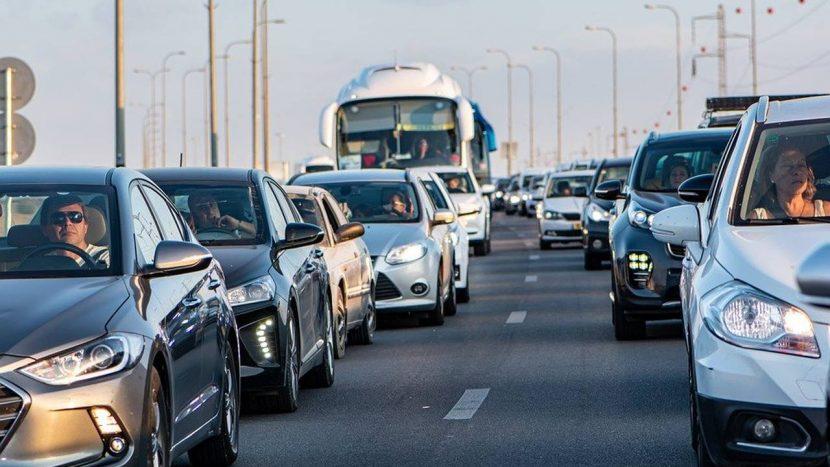 CO2 emissions of registered cars