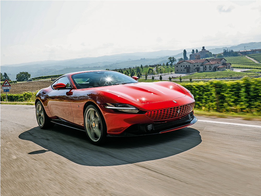 Ferrari Roma autoexpert.ro