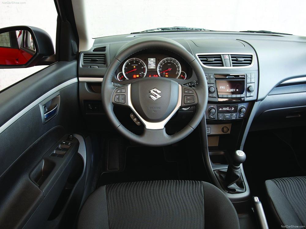 Second hand Suzuki Swift Mk3 autoexpert.ro