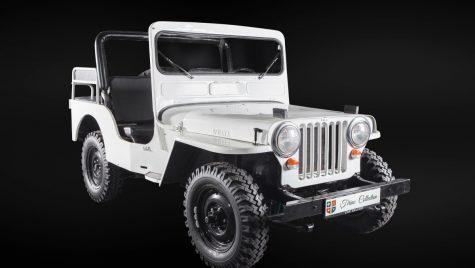 Patru mașini clasice din Galeria Țiriac Collection vor fi expuse la Muzeul Satului din București