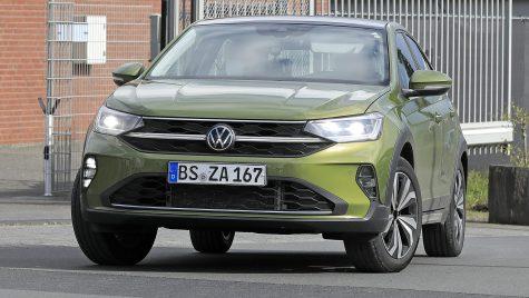 Volkswagen Taigo: primele imagini neoficiale