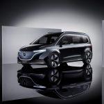 Mercedes-Benz EQT: concept pentru un viitor model electric utilitar